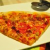 MASA BASICA PARA PIZZA (polvo de hornear)